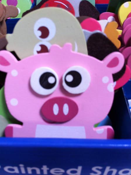 Photo: Hello piggy!