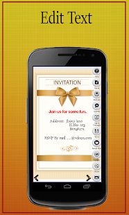 Baixar party invitation card maker 10021 para android download baixar party invitation card maker apk stopboris Image collections