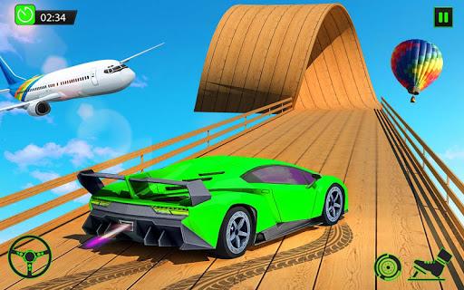 Code Triche Nouveau voiture conduite impossible voiture course apk mod screenshots 3