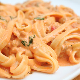Chili Pasta Cream Sauce Recipes.