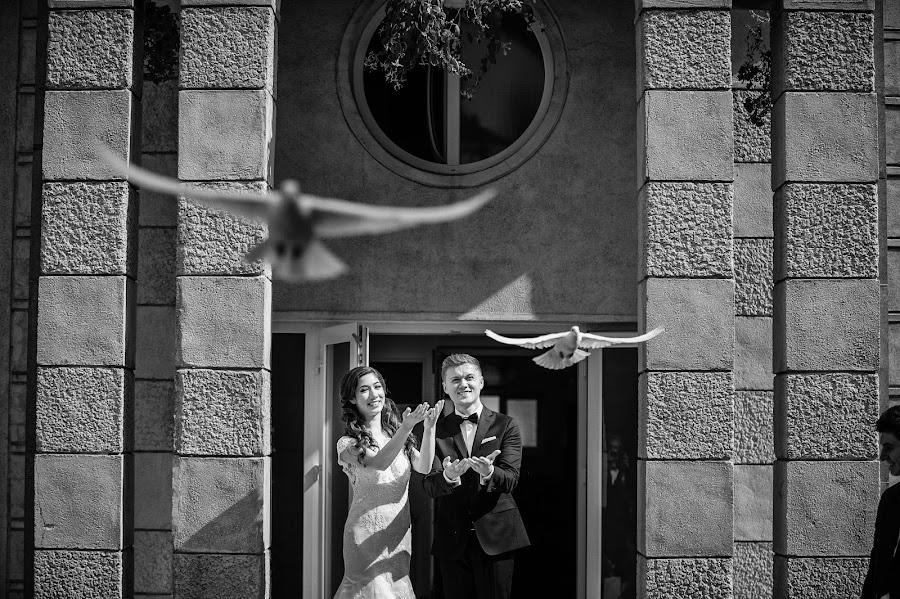 Wedding photographer Tudor Bolnavu (TudorBolnavu). Photo of 29.09.2016