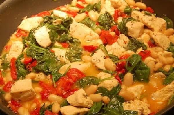 Tuscan Chicken Soup Recipe