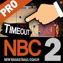 New Basketball Coach 2 PRO icon