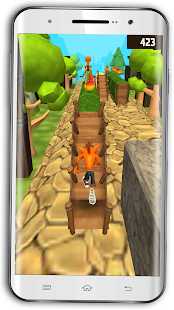 Temple Crash Running Bandicoot - náhled