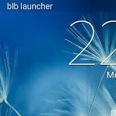 Widget Launcher homescreen