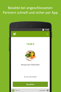 Mobile Payment: provider in Germany - Cashless Payment with smartphone