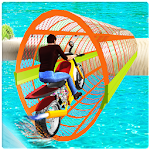 Bike Stunt Racing Games 3D Icon