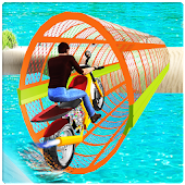 Impossible Tracks : Bike Stunt Moto Racing Games