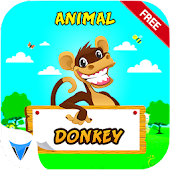 Learn animals name - Kids app