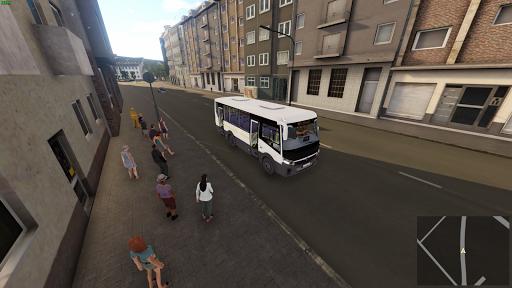 Proton Ultra Bus Driving Simulator 2020 android2mod screenshots 1