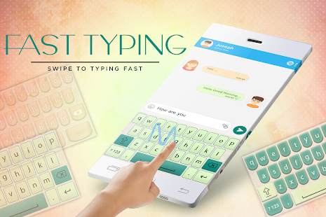 Keyboard Theme for Chatting - náhled
