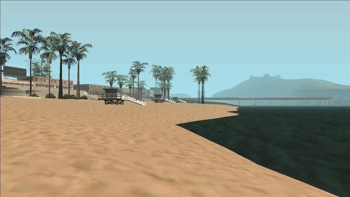 Santa Maria Beach GTA SA