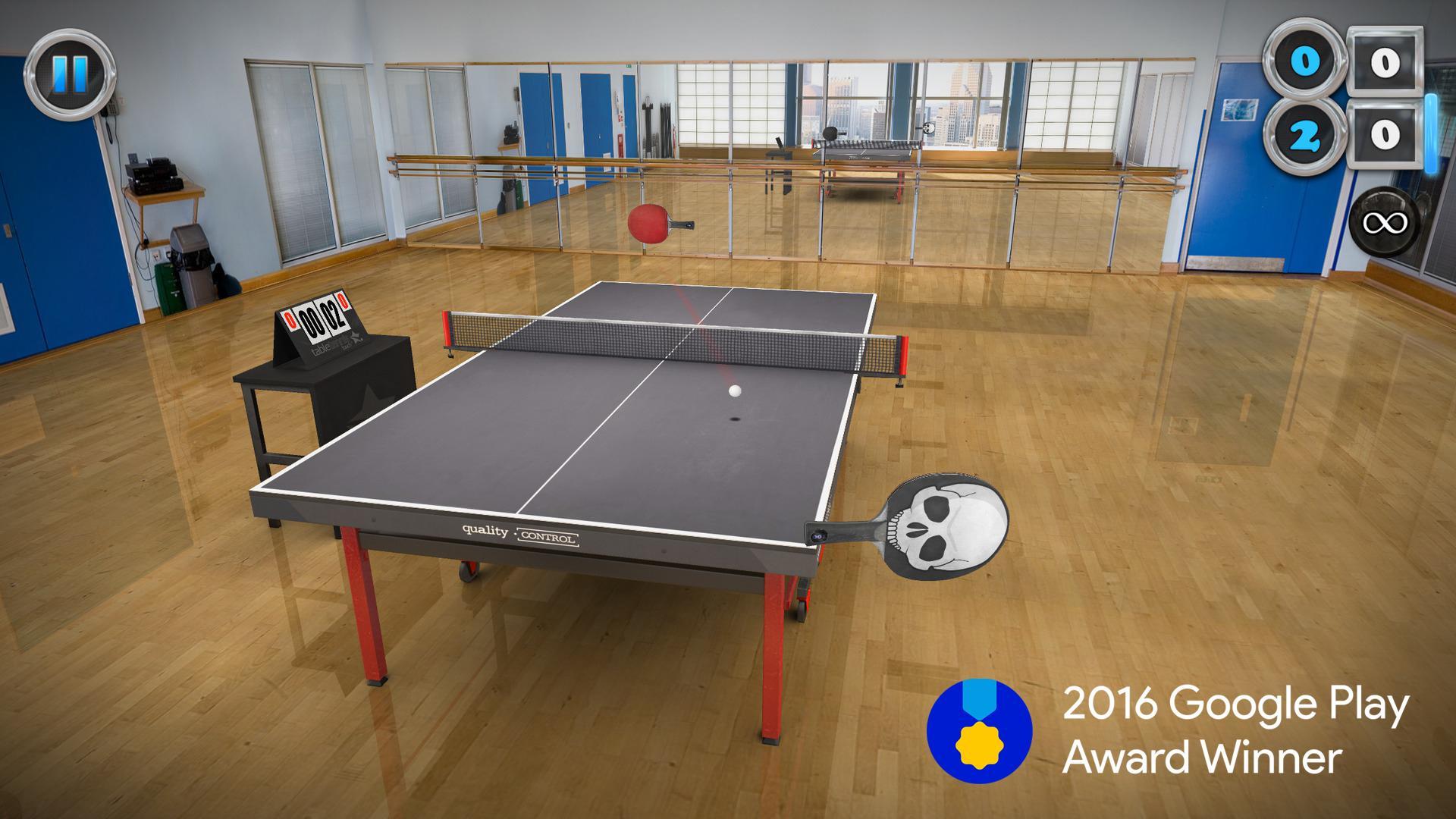 Table Tennis Touch screenshot #1