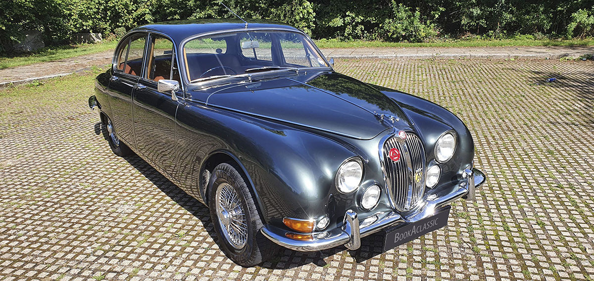 Jaguar S Type Hire London