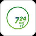 724 Shop : เจ็ดสองสี่ช็อป icon