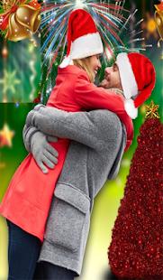 Santa Noël Hat Christmas Camera Photo Editor - náhled