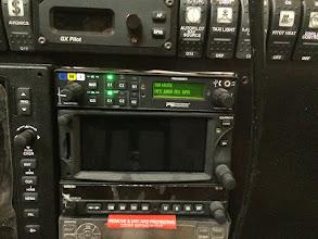 Photo: Audio panel works!
