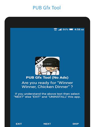 PUB Gfx Tool Freeud83dudd27(No Ads) NOBAN  screenshots 7