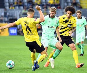 Dortmund avec deux Diables Rouges et un joueur à l'avenir incertain au coup d'envoi