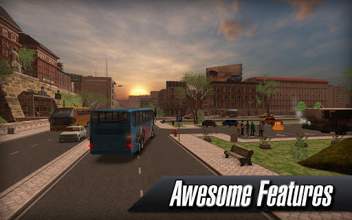 Coach Bus Simulator  captures d'écran 5
