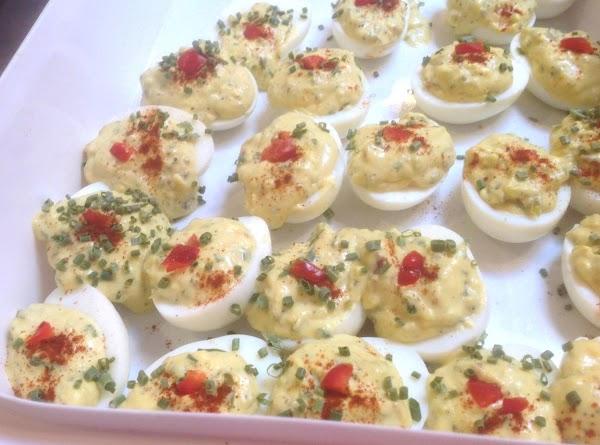 Bacon & Eggs-deviled Eggs Recipe