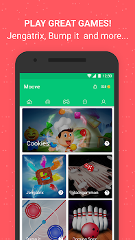 Play Games, Chat, Meet - Moove