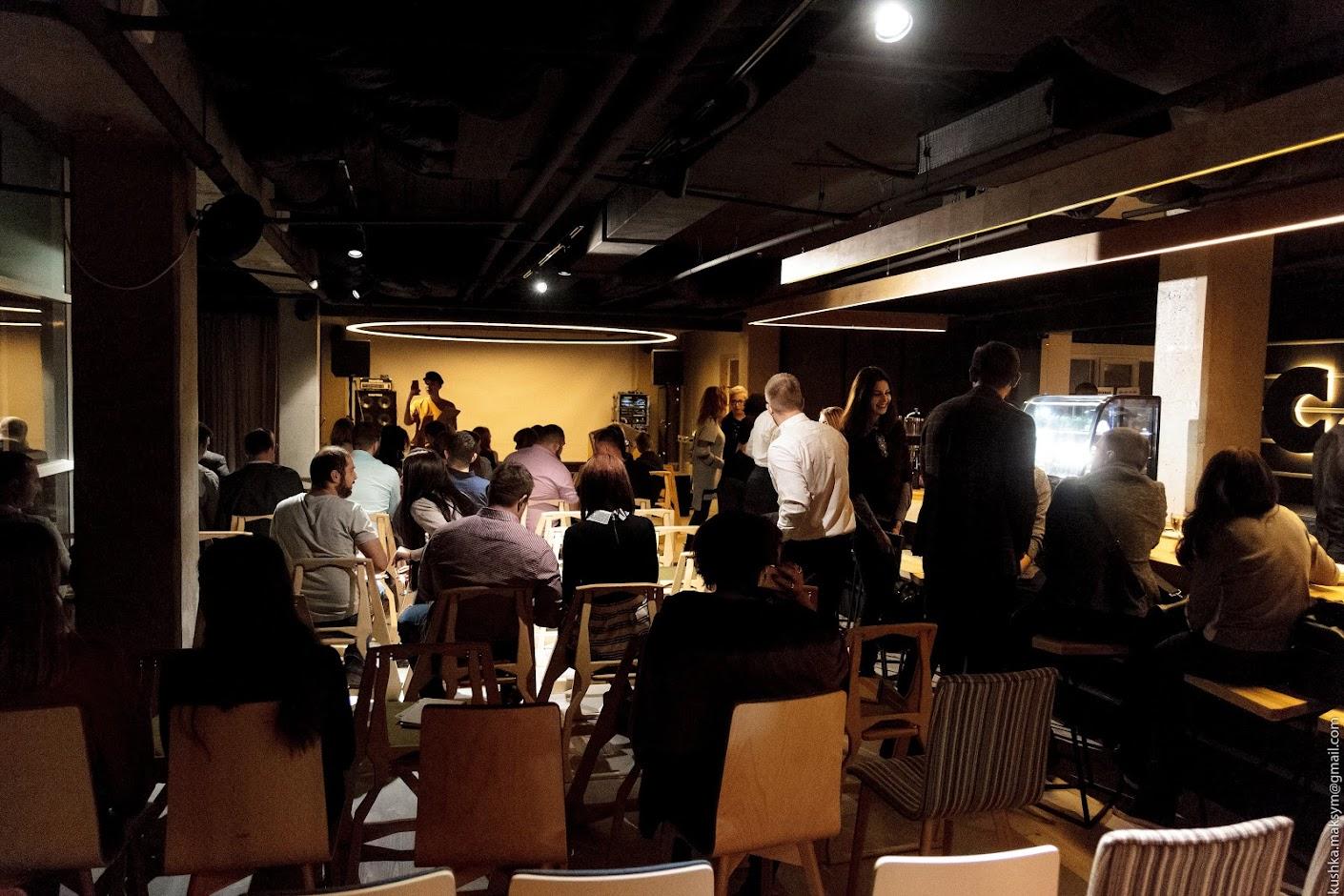 На даху вінницького світу: у місті відкрився інтелектуальний простір для творчих людей #CHERDAK