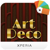 XPERIA™ Art Deco Theme