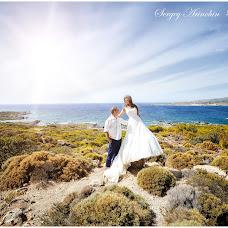 Wedding photographer Sergey Arinokhin (Arinoha). Photo of 02.02.2015