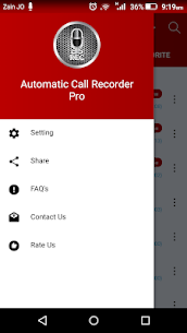 Mega Call Recorder Pro v2.9.31 APK 6