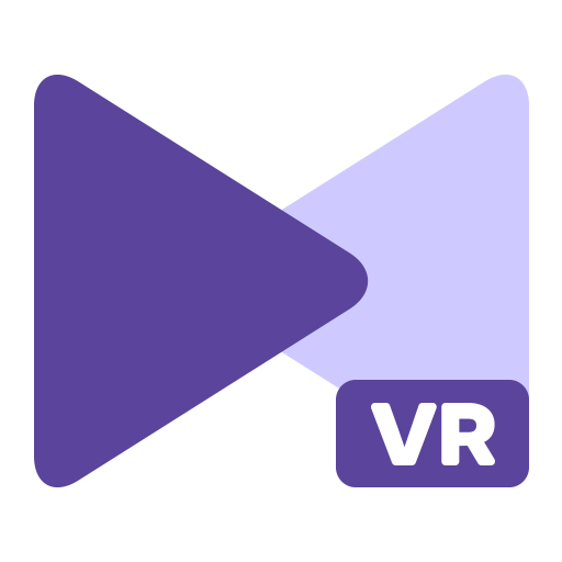 KMPlayer VR (360degree, Virtual Reality) file APK for Gaming PC/PS3/PS4 Smart TV