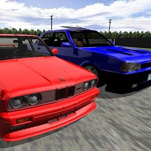 E30-Şahin Drift 3D for Blackberry logo
