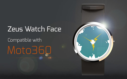Zeus Watch Face