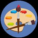 Kids Preschool Coloring Book icon
