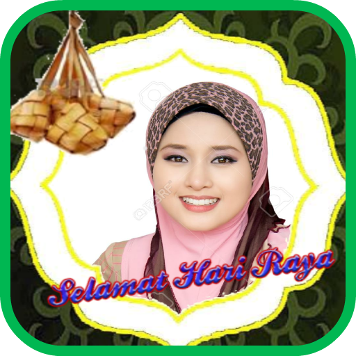 Hari Raya Photo Frame HD2