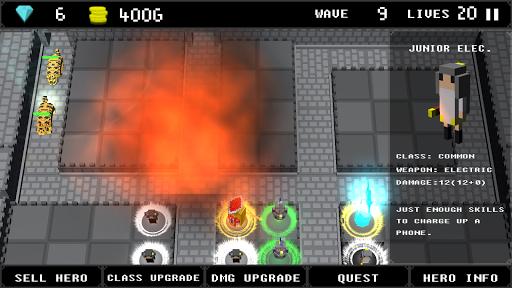 Impossible Luck Defense 1.8 Cheat screenshots 1
