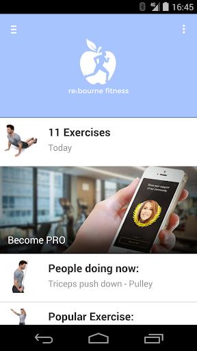 re:bourne fitness