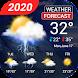 天気予報 - 毎日のライブの天気予報&レーダー