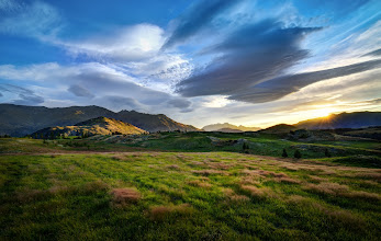 Photo: The Endless Fields of Queenstown - Dimensions: 7245 x 4597 pixels!  I'm now using the new, easier method to upload full-rez photos right to my Google+ galleries. Man I am excited... I updated the How-To article athttp://www.stuckincustoms.com/2013/03/21/google-now-allows-full-rez-photos/ !