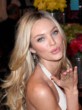 Photo: COMMENT with your birthday wishes for Candice Swanepoel and we'll forward along the message!  SEE Candice at the Colcci show: http://youtu.be/0VvfwuCIzUY