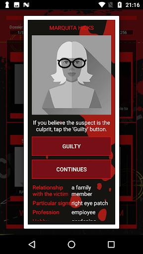 Detective Games: Crime scene investigation 1.2.7 screenshots 2