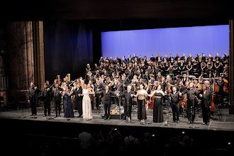 Photo: LES TROYENS konzertant in der Opéra Marseille. Zum Bericht von Dr. Klaus Billand/ Juli 2013. Foto: Christian Dressen