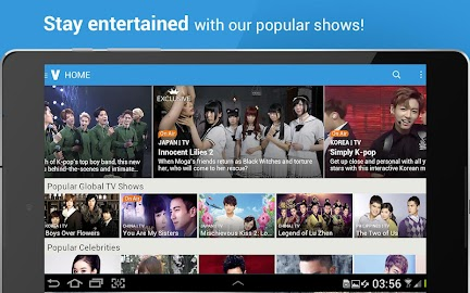 Viki: Free TV Drama & Movies Screenshot 1