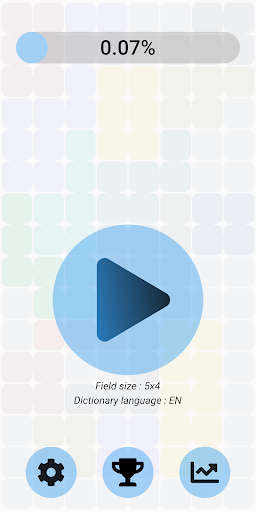 Find words. Endless fill words. Word search puzzle 1.1.3 screenshots 4