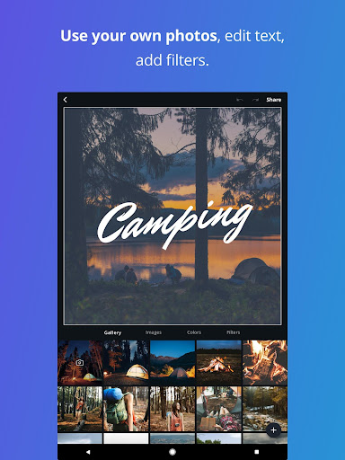 Canva - Free Photo Editor & Graphic Design Tool 1.0.9 screenshots 19