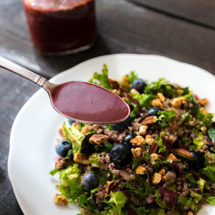 Blueberry Balsamic Vinaigrette Recipe