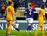 """Britt Vanhamel scoort belangrijk doelpunt voor Anderlecht: """"Enorm deugddoend"""""""