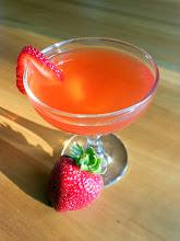 Photo: The Frézier Affair cocktail, found on p. 351 of The Drunken Botanist