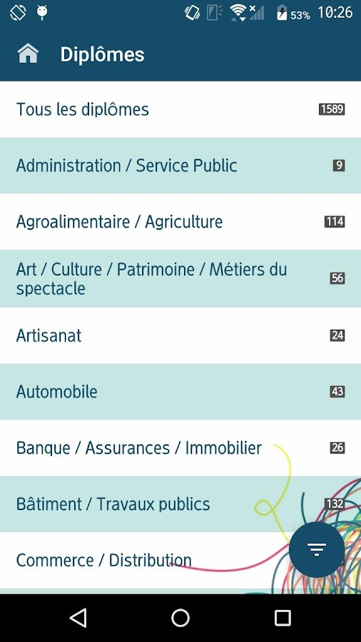 Carrefour de l'Orientation- screenshot