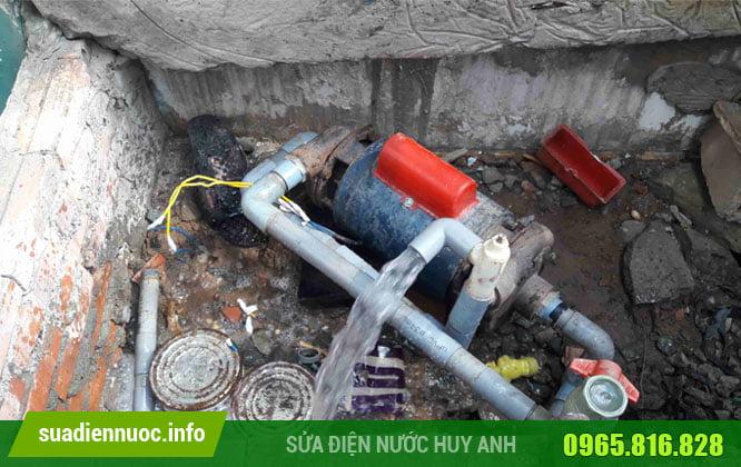 Sửa chữa điện nước tại Ba Đình, sửa rẻ, 1 lần hết lỗi - Điện nước Huy Anh 0965816828